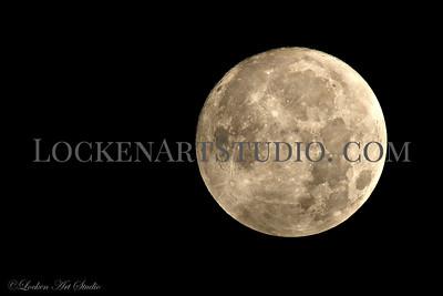 Moon January 1, 2018 Photo 1 - 2am