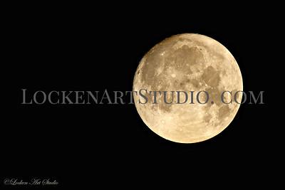 Moon January 1, 2018 Photo 5  - 2am