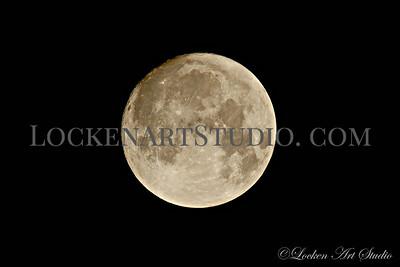 Moon January 1, 2018 Photo 6 - 2am