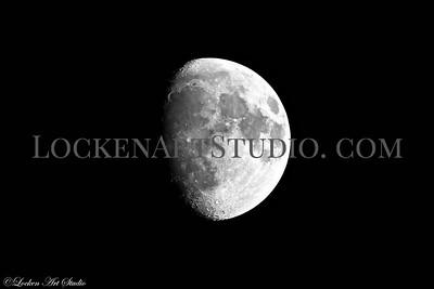 Moon December  28th, 2017 Photo 1