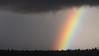 Morning Rainbow, Portola CA