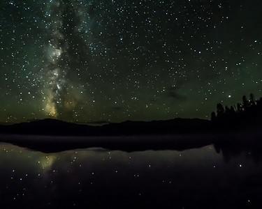 Midnight at Lost Lake