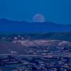The raising Moon