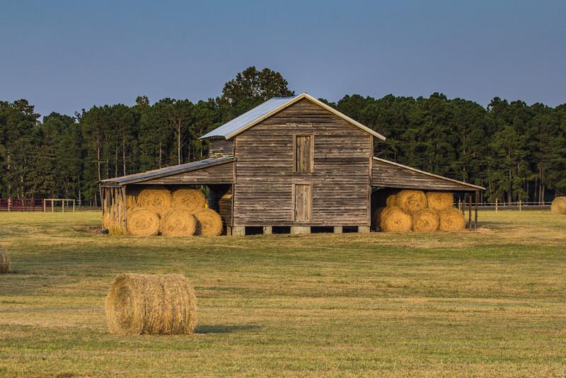 McLaughlin Hay Barn