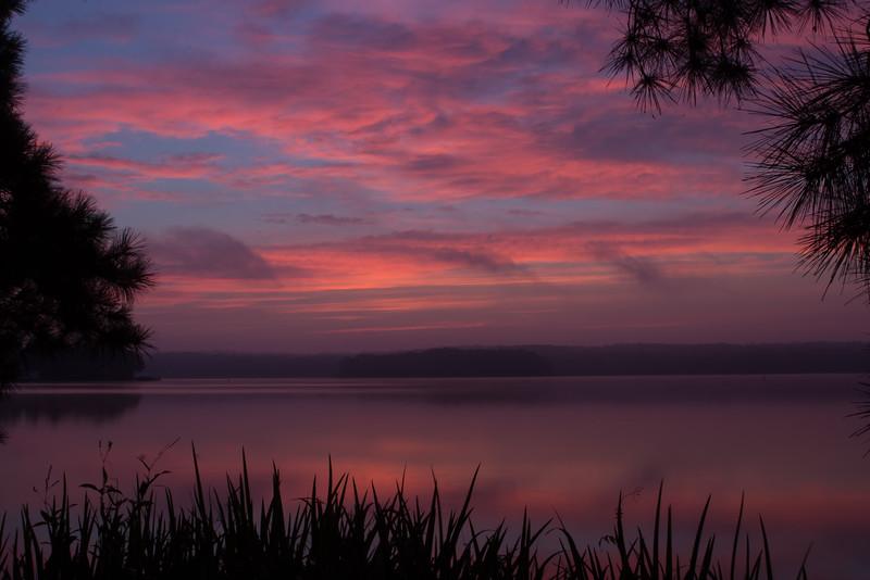 John German-Woodlake Sunrise