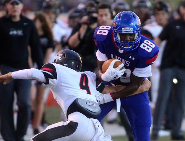 Moore War hits the football field