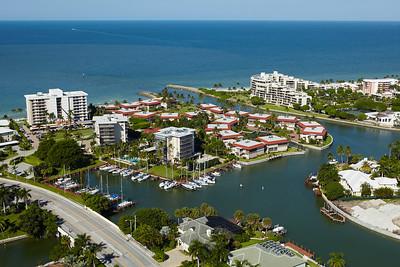 Indies West & Beacon House Aerial