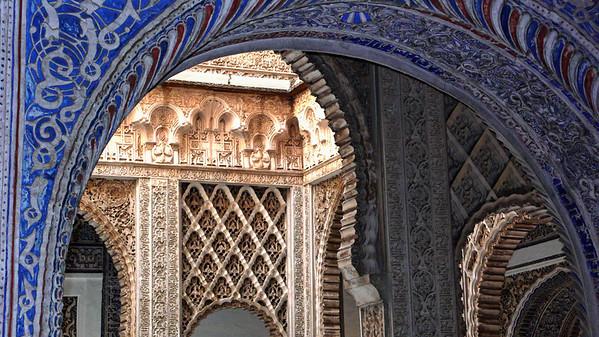 Seville, the Alcazar