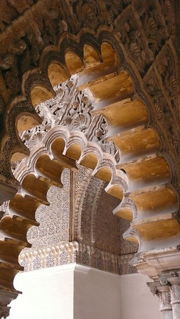 Seville, the Alcazar