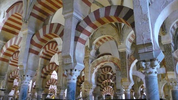 Córdoba, the Mezquita