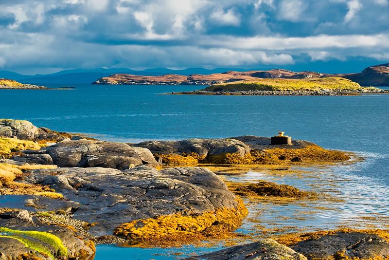 Lochmaddy Bay