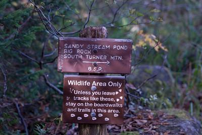 Baxter State Park - Maine
