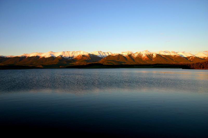 Meadow Creek Reservoir-- 5 minute walk from main house