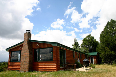Moose River Ranch -- Main House