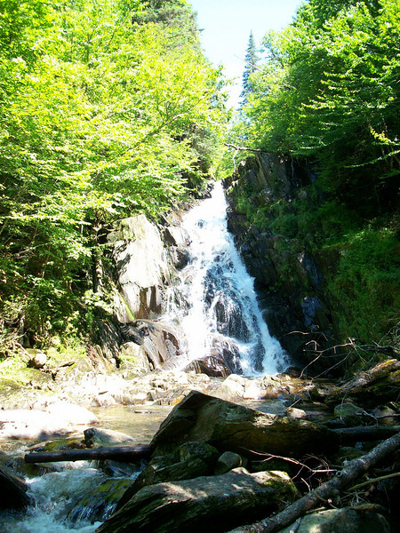 Little Hellgate Falls