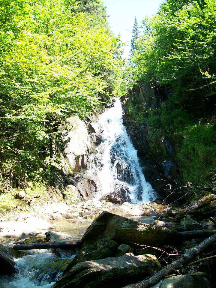 Little Hellgate Falls