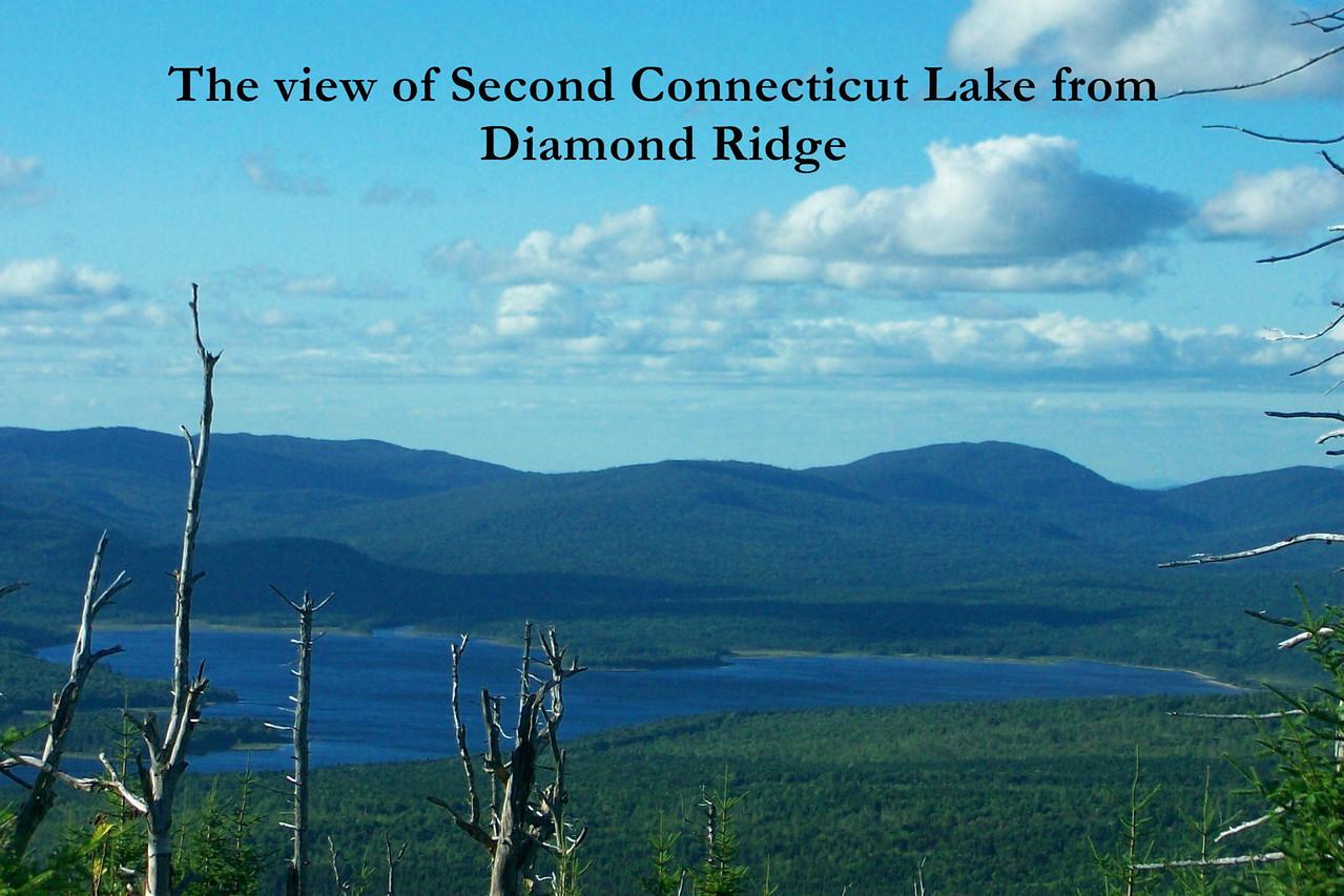 View from Diamond Ridge