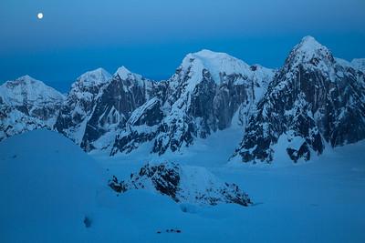 The Ruth Gorge, Alaska