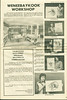 Moosetalk 1980 Summer. Page 5. Webeebaykook Workshop: Leo Etherington, John Reuben, Dorothy Morrison, Alex McCauley, Richard Kamalatisit.