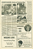 Moosetalk 1980 Summer. Page 9. CHMO radio. Bill Sleaver, Gord Wiebe, Kevin Fretz. Moosonee Hair Den.