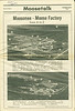 Moosetalk 1980 Summer. Page 1. Aeerial pictures of Moosonee and Moose Factory.