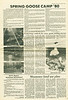 Moosetalk 1980 Summer. Page 3. Spring goose camp 80. New OPP officer. Moosonee land use plan.