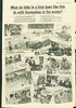 Moosetalk 1980 Summer. Page 13. What do folks in a hick town like this do with themselves in the winter? Michael McKenna, Health Minister Dennis Timbrell.