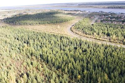 Aerial Photos of Moosonee