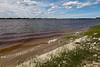 Charles Island shoreline.
