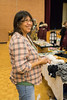 Christmas Flea Market in Moosonee 2016 December 17th. Liz Williams.