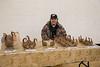 Christmas Flea Market in Moosonee 2016 December 17th. Glenn Small.