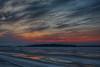 Cloudy sunrise at Moosonee. Tone mapped pseudo HDR from single exposure.
