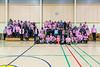 Erasing bullying presentation at Northern Lights Secondary School in Moosonee. #pinkshirtday