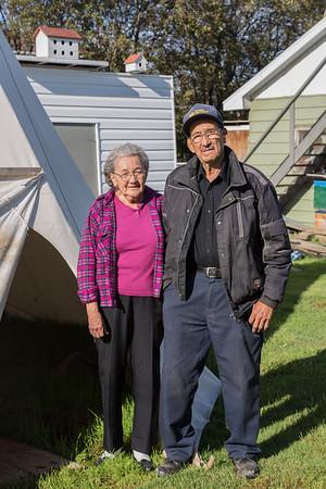 Ken & Dorothy Wynne 62nd anniversary