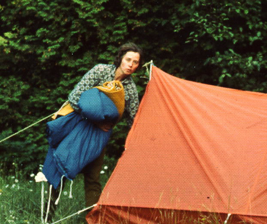 Christa Renken - Photo sent from Rene Elsner in Germany trying to find Fred his guide in the 1970s