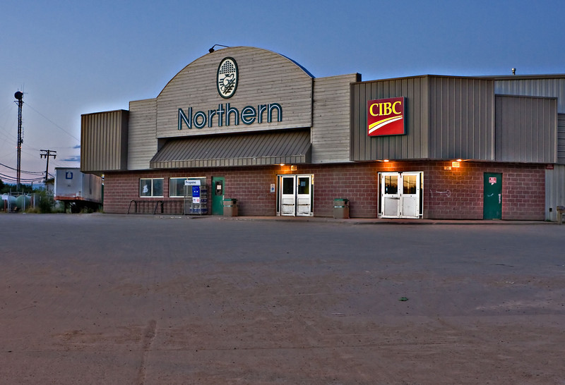 Northern Store in Moosonee, Ontario