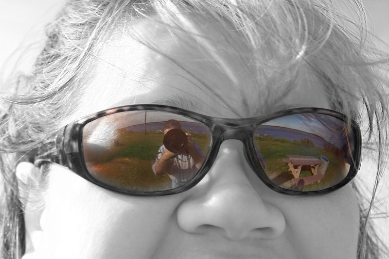 Reflection of the world in the eyes of Bertha Linklater