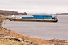 Barges back in the water for another season in Moosonee