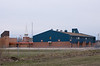 View of back of Moosonee Public School