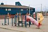 Playground at Moosonee Public School