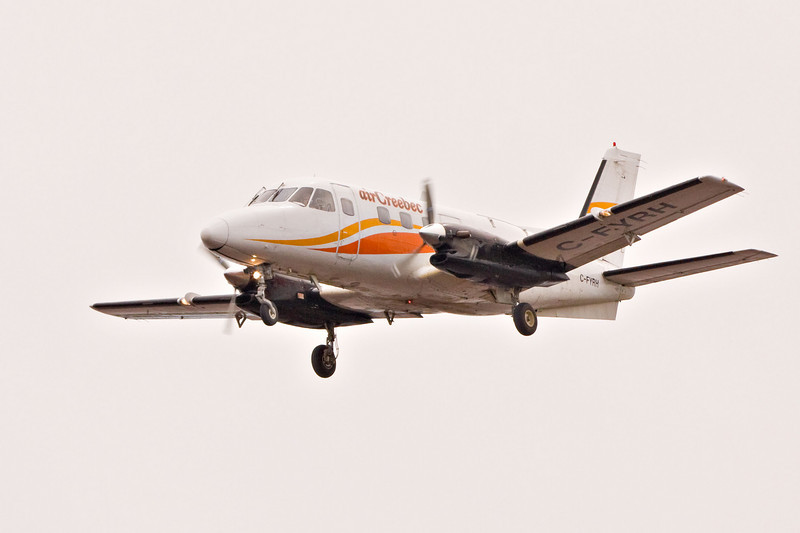 EMB-110P1    , embraer, air, creebec, moosonee