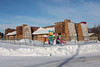 James Bay Education Centre apartments. 2013 December 17