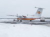 Fueling Air Creebec DHC-8 C-FCSK at Moosonee before it heads north.