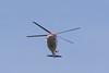 ORNGE ambulance helicopter C-GIMT over Moosonee.