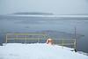 Public dock site in Moosonee.