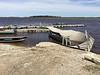 Two Bay docks swivelling