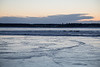 Ice on the Moose River.