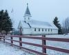 Church of the Apostles in Moosonee.