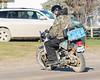 Moosonee motorcyclist Larry Verner.