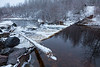 Store Creek dam.